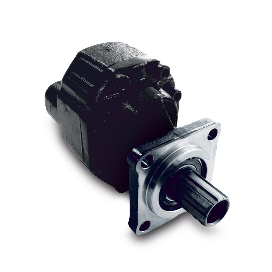 هیدرو موتور های مدل MB3