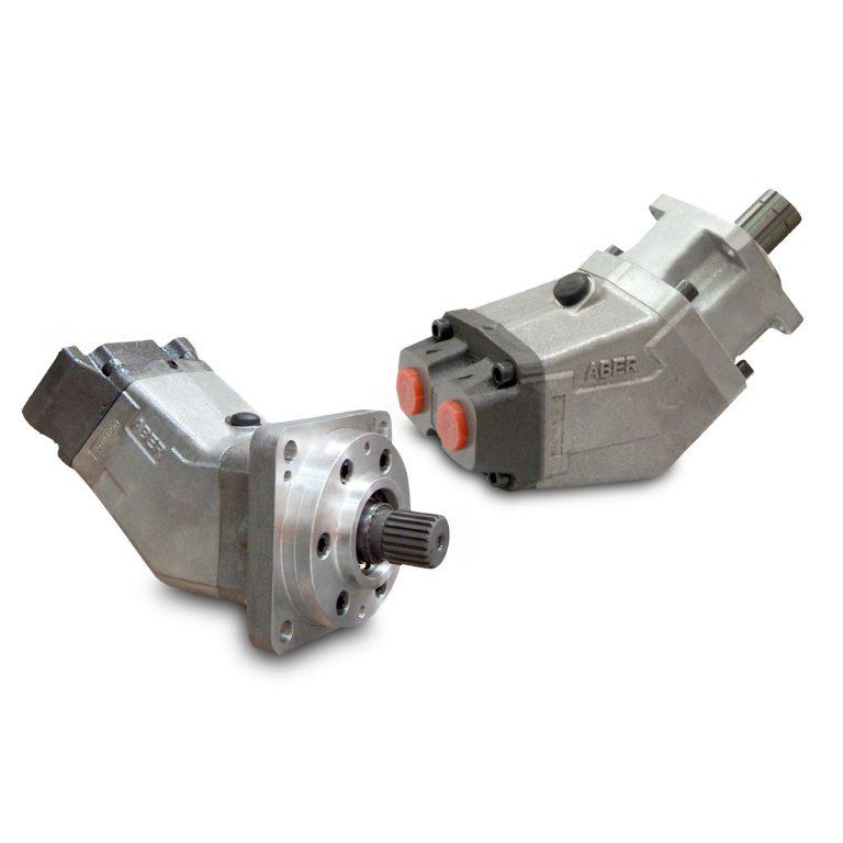 هیدرو موتورهای مدل MBI